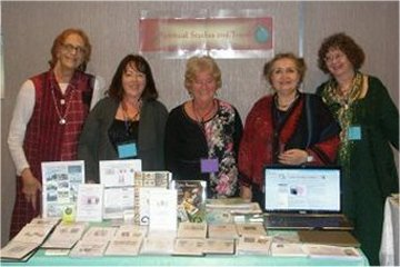 Global Spiritual Studies teachers at Tarot Guild of Australia International Conference