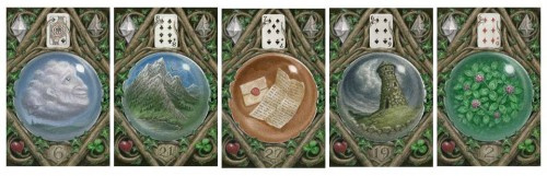 Lenormand Layout