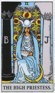 From the Rider-Waite-Smith Tarot deck published by US Games Inc.