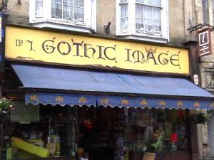 GothicImageShop